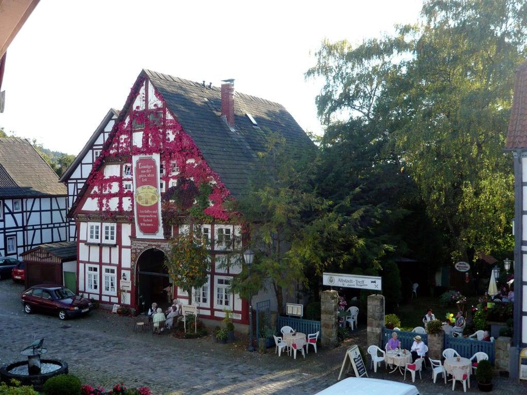 Burgblick Ferienwohnung  Teutoburger Wald