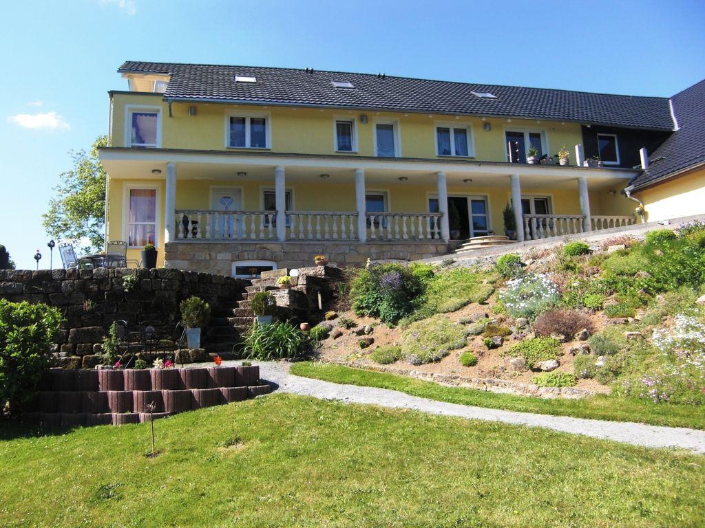 Naturlounge 13 Ferienwohnung in der Sächsische Schweiz