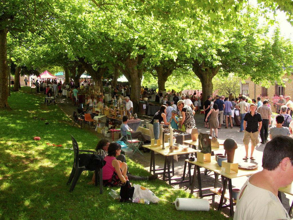 Ferienhaus Malerisches Ferienhaus in Juillac mit privatem Garten (1082951), Juillac, Corrèze, Limousin, Frankreich, Bild 22