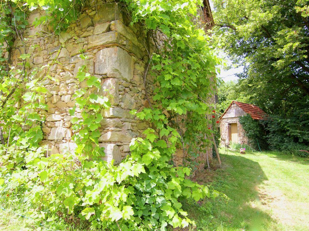 Ferienhaus Malerisches Ferienhaus in Juillac mit privatem Garten (1082951), Juillac, Corrèze, Limousin, Frankreich, Bild 18