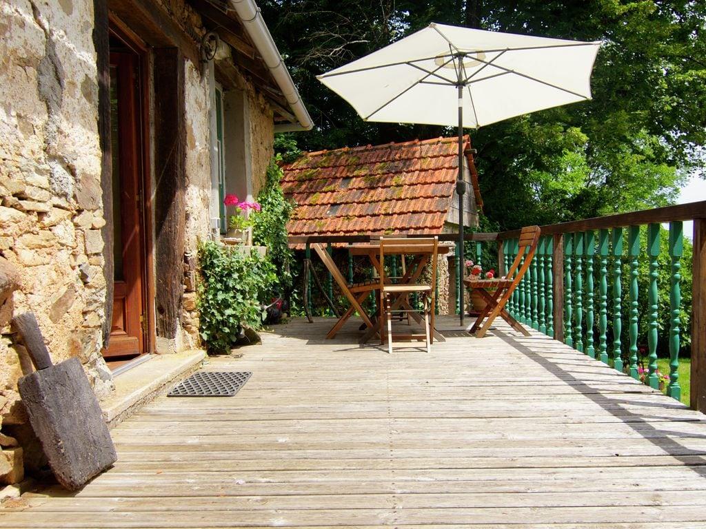 Ferienhaus Malerisches Ferienhaus in Juillac mit privatem Garten (1082951), Juillac, Corrèze, Limousin, Frankreich, Bild 5