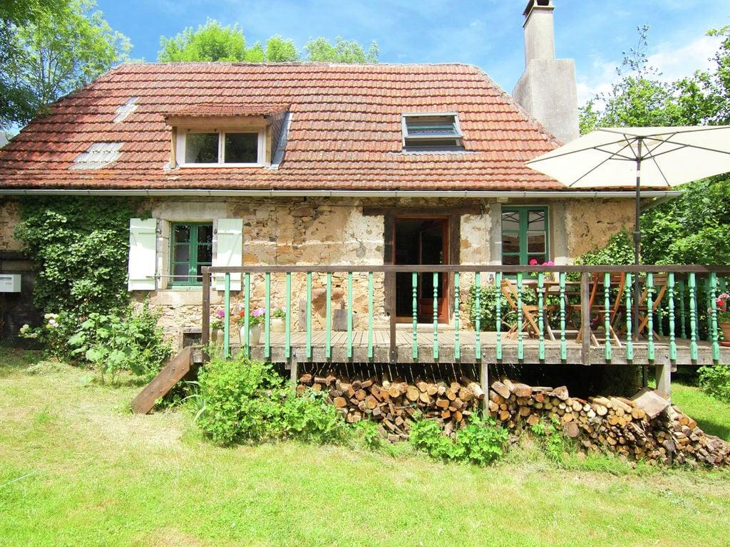 Ferienhaus Malerisches Ferienhaus in Juillac mit privatem Garten (1082951), Juillac, Corrèze, Limousin, Frankreich, Bild 7