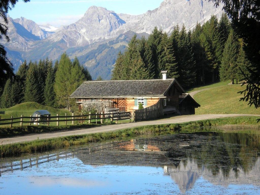 Appartement de vacances Lotte (1540122), Silbertal, Montafon, Vorarlberg, Autriche, image 19