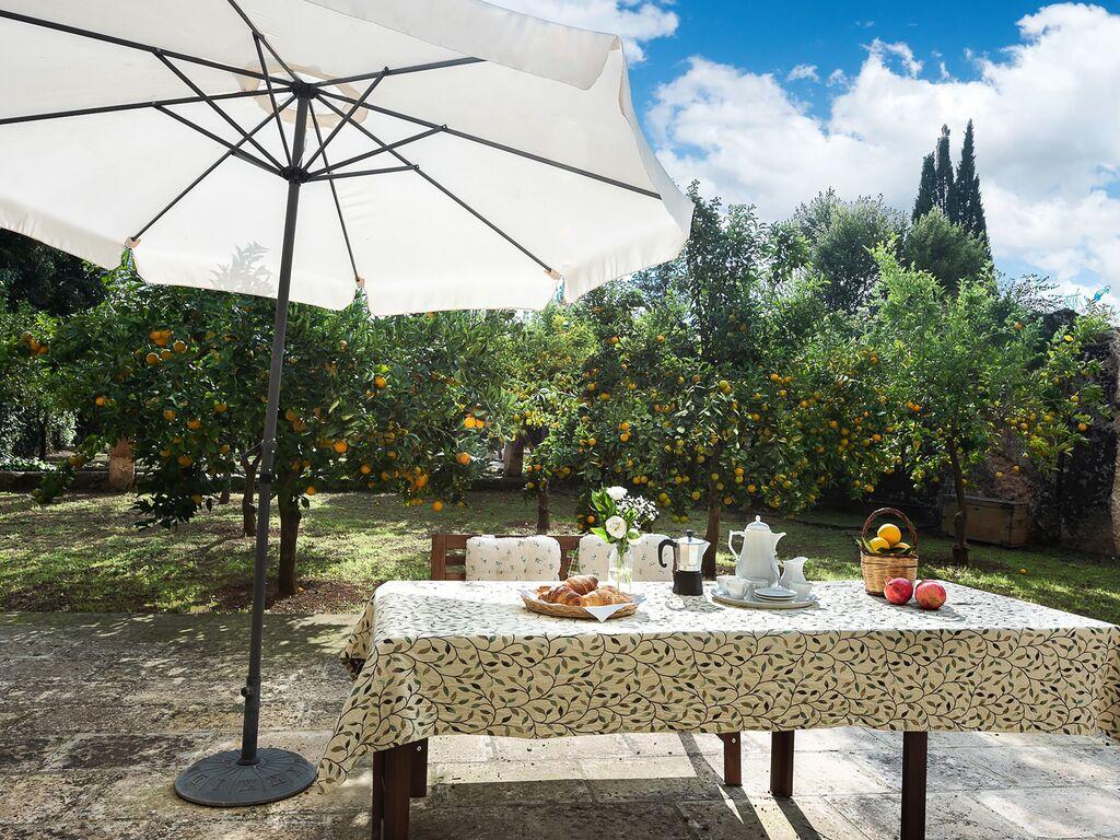 Ferienhaus Idyllisches Ferienhaus in Lecce, Apulien nahe Stadtzentrum (1041024), Casarano, Lecce, Apulien, Italien, Bild 21