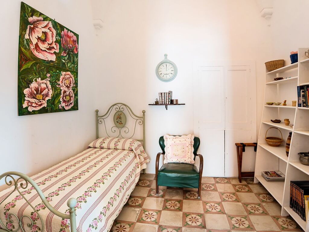 Ferienhaus Idyllisches Ferienhaus in Lecce, Apulien nahe Stadtzentrum (1041024), Casarano, Lecce, Apulien, Italien, Bild 13