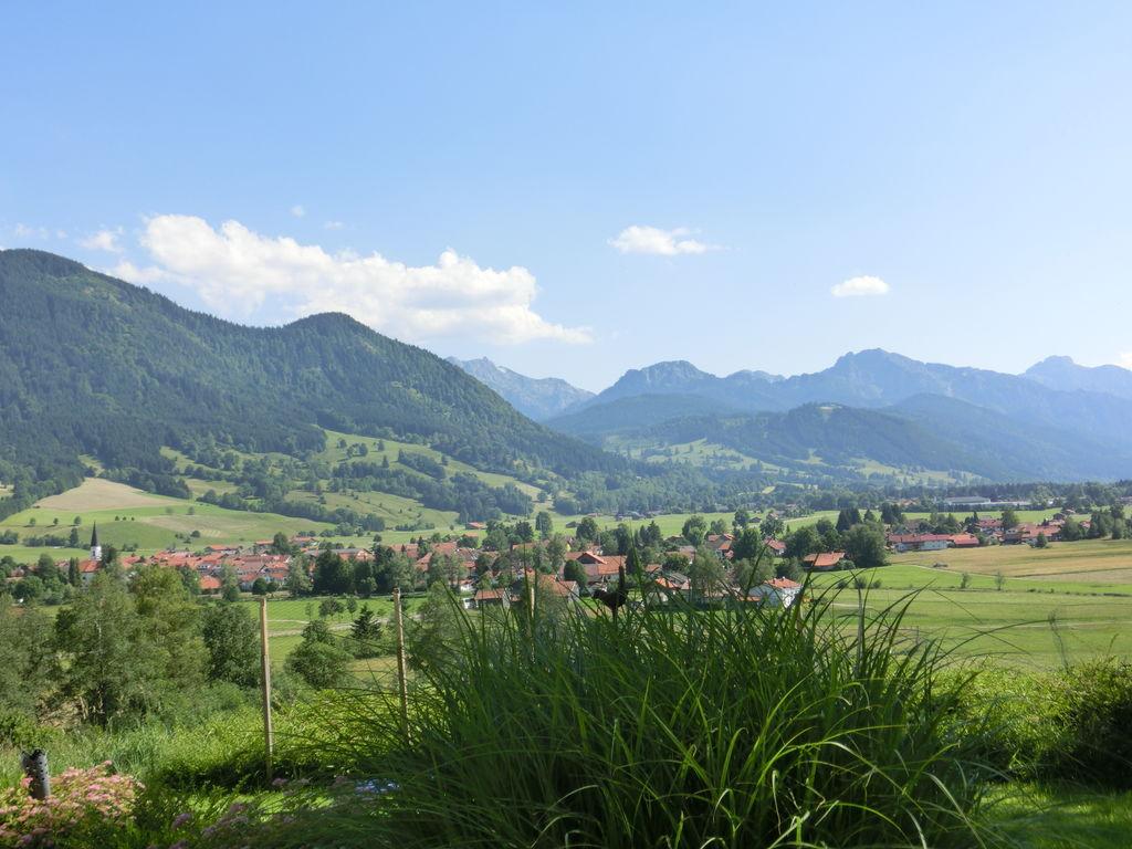 Ferienwohnung Geschmackvolles Ferienhaus in Halblech (D) in Skigebietsnähe (1011065), Halblech, Allgäu (Bayern), Bayern, Deutschland, Bild 22