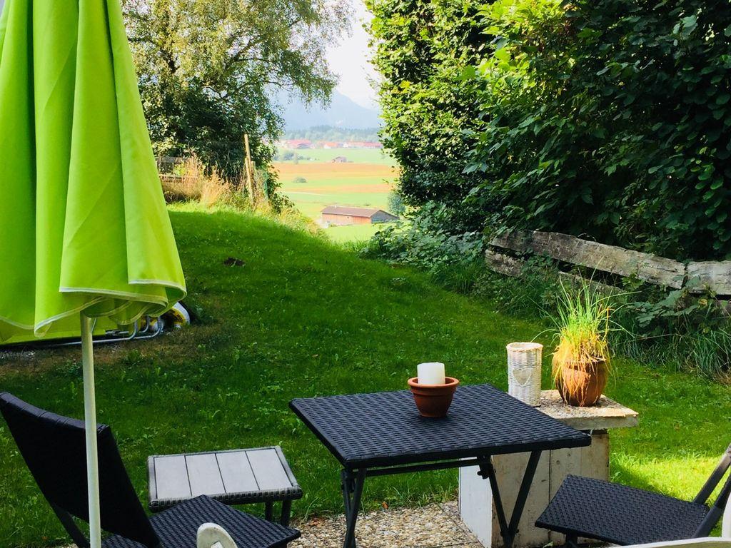 Ferienwohnung Geschmackvolles Ferienhaus in Halblech (D) in Skigebietsnähe (1011065), Halblech, Allgäu (Bayern), Bayern, Deutschland, Bild 19