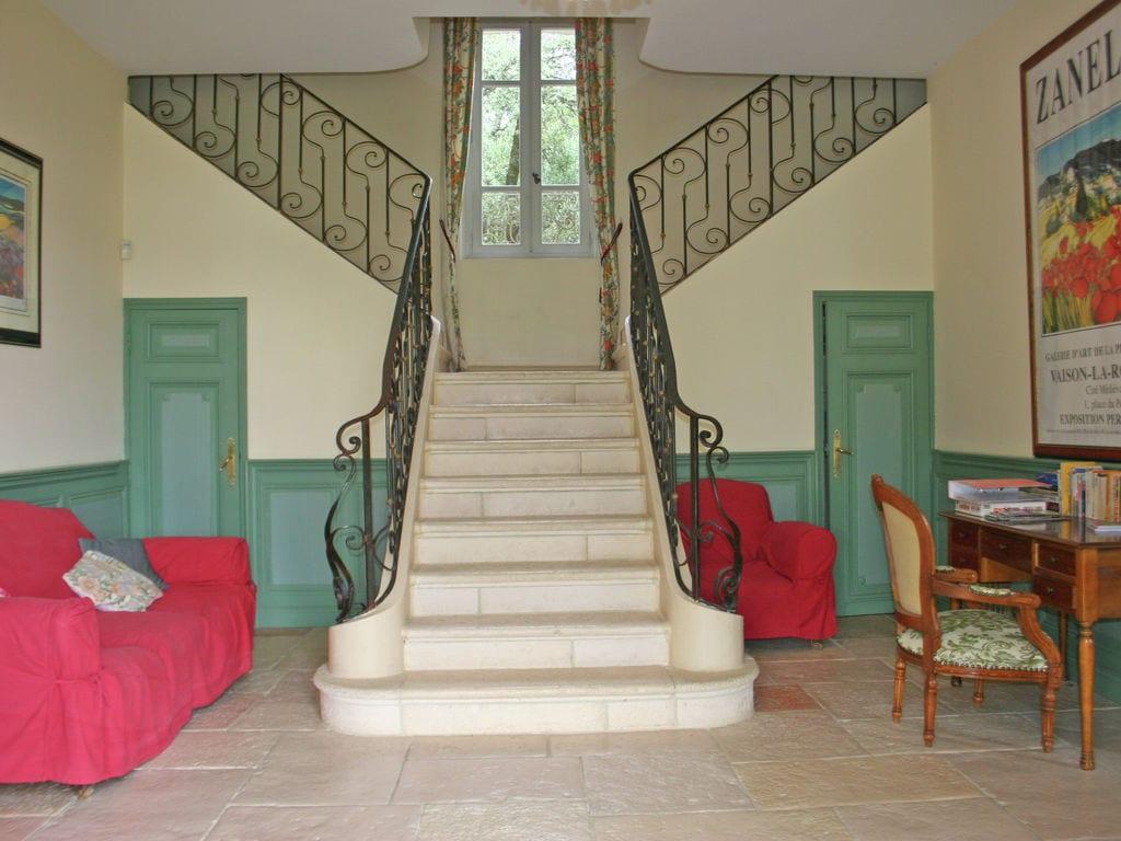Holiday house Schönes Landhaus in Vaison-la-Romaine mit Swimmingpool (1404597), Vaison la Romaine, Vaucluse, Provence - Alps - Côte d'Azur, France, picture 5