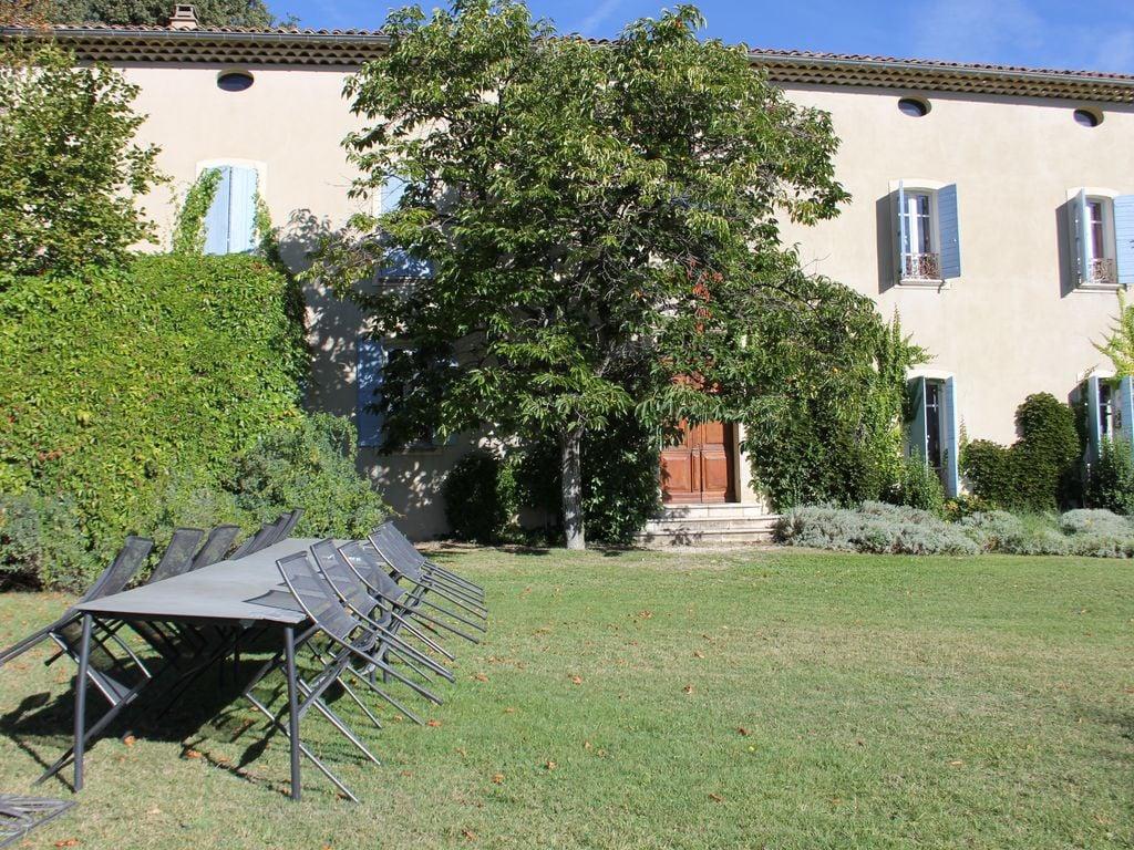 Holiday house Schönes Landhaus in Vaison-la-Romaine mit Swimmingpool (1404597), Vaison la Romaine, Vaucluse, Provence - Alps - Côte d'Azur, France, picture 2