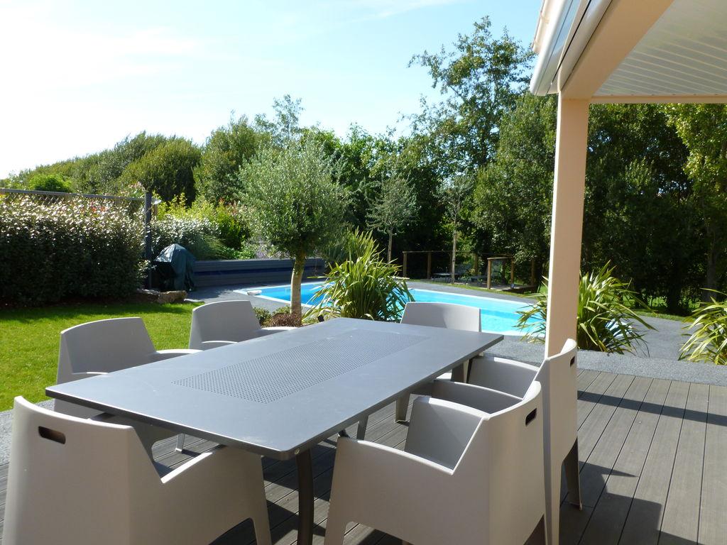 Ferienhaus Luxuriöse Villa mit Geschirrspüler, nur 800 m zum Meer (1029731), Château d'olonne, Atlantikküste Vendée, Pays de la Loire, Frankreich, Bild 22