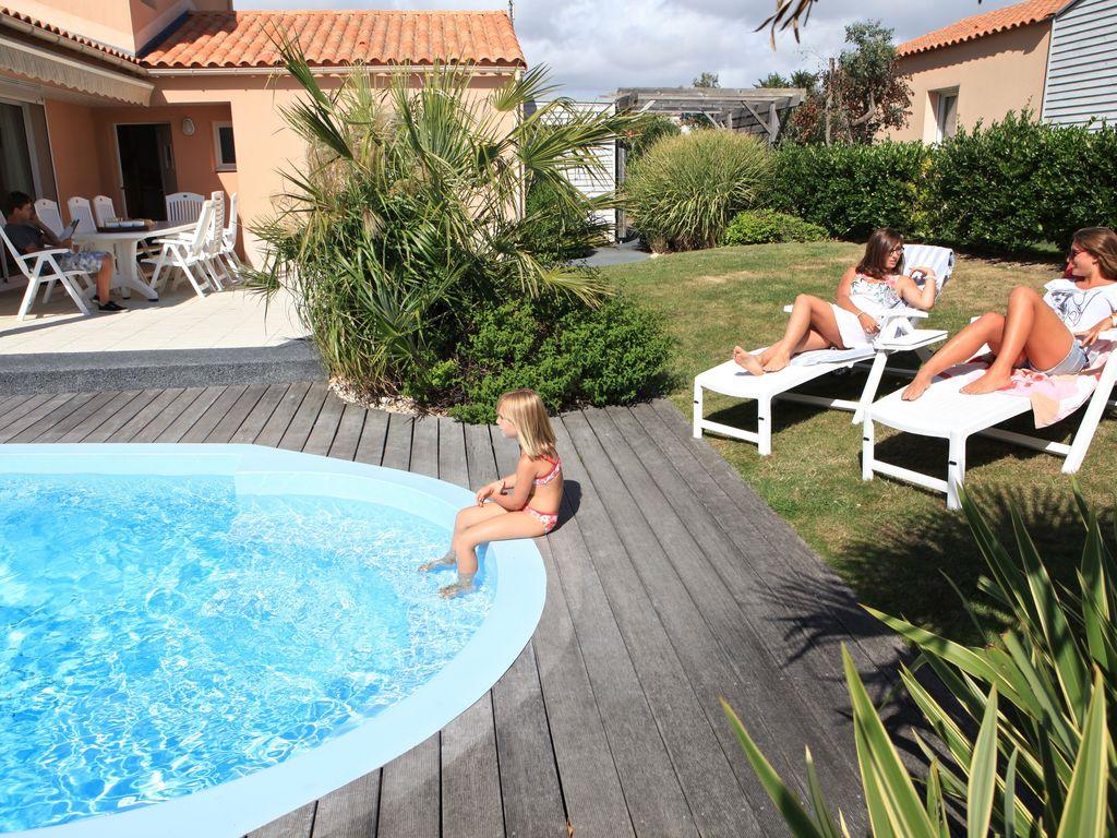 Ferienhaus Luxuriöse Villa mit Geschirrspüler, nur 800 m zum Meer (1029731), Château d'olonne, Atlantikküste Vendée, Pays de la Loire, Frankreich, Bild 23