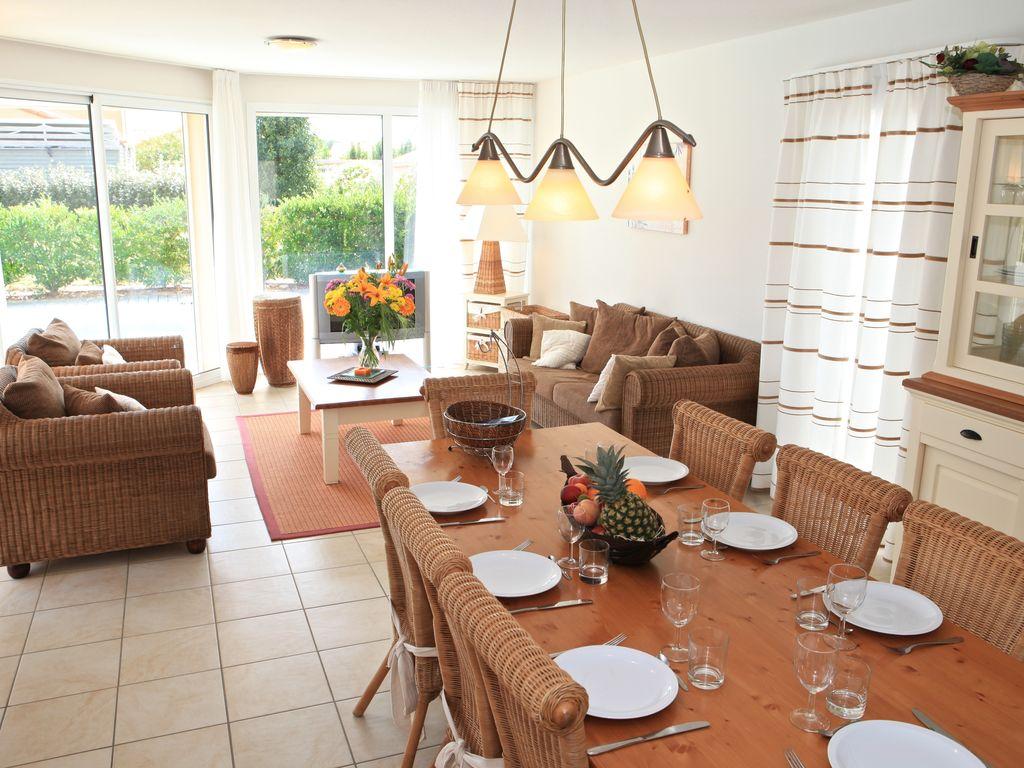 Ferienhaus Luxuriöse Villa mit Geschirrspüler, nur 800 m zum Meer (1029731), Château d'olonne, Atlantikküste Vendée, Pays de la Loire, Frankreich, Bild 15