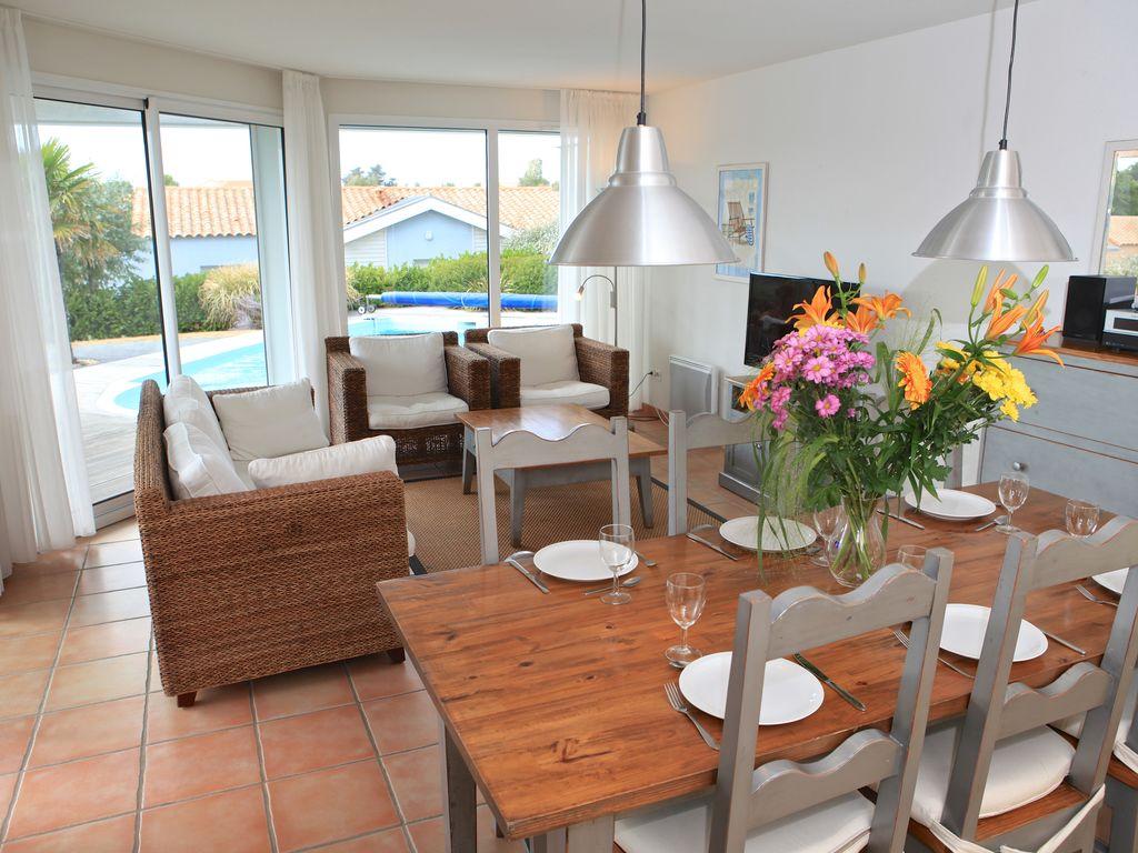 Ferienhaus Luxuriöse Villa mit Geschirrspüler, nur 800 m zum Meer (1029731), Château d'olonne, Atlantikküste Vendée, Pays de la Loire, Frankreich, Bild 11