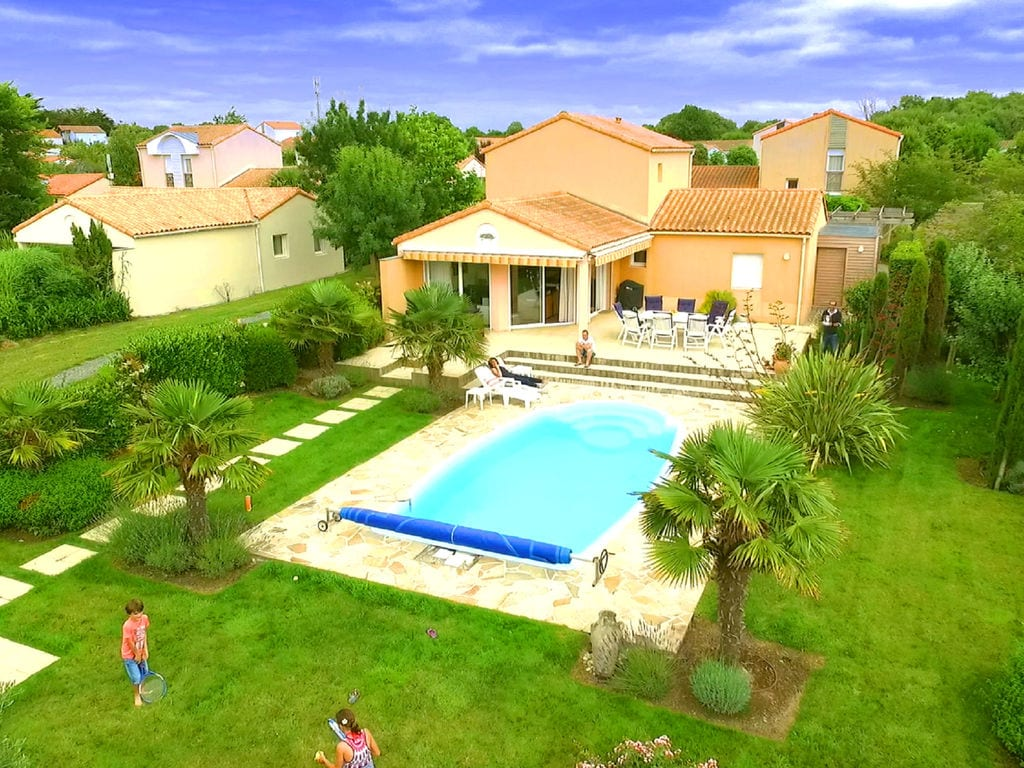 Ferienhaus Luxuriöse Villa mit Geschirrspüler, nur 800 m zum Meer (1029731), Château d'olonne, Atlantikküste Vendée, Pays de la Loire, Frankreich, Bild 7