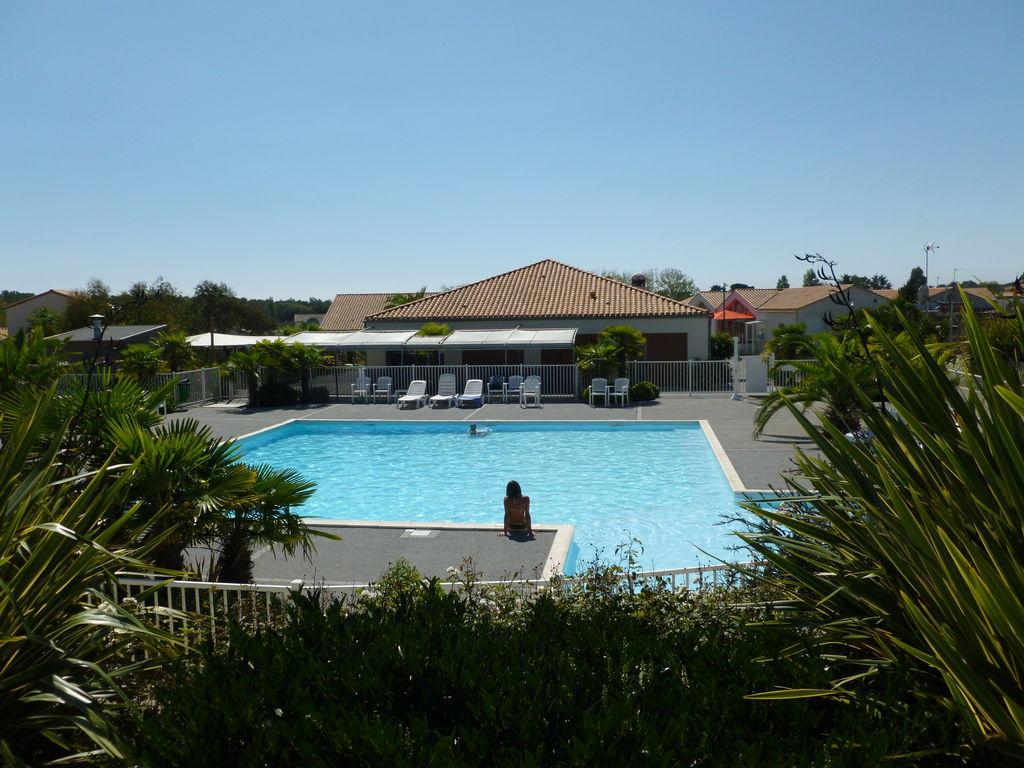 Ferienhaus Luxuriöse Villa mit Geschirrspüler, nur 800 m zum Meer (1029731), Château d'olonne, Atlantikküste Vendée, Pays de la Loire, Frankreich, Bild 30