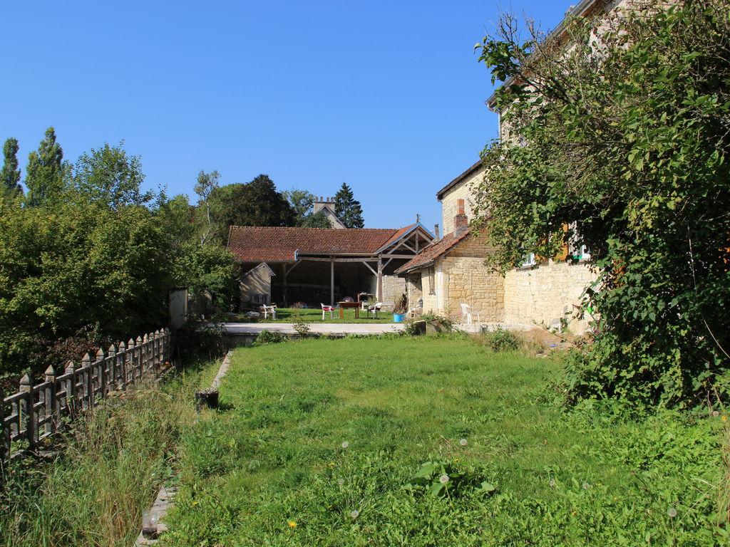Ferienhaus Geräumiges Ferienhaus am Fluss in Channay (1379441), Laignes, Côte d'Or, Burgund, Frankreich, Bild 21