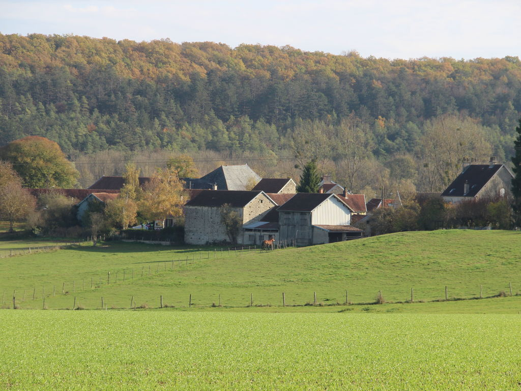 Ferienhaus Authentisches, renoviertes Landhaus mit privatem beheiztem Pool (1379441), Laignes, Côte d'Or, Burgund, Frankreich, Bild 29