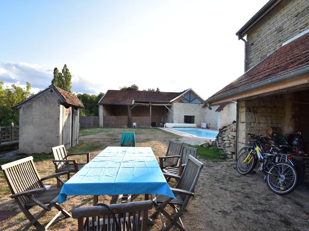 Ferienhaus Authentisches, renoviertes Landhaus mit privatem beheiztem Pool (1379441), Laignes, Côte d'Or, Burgund, Frankreich, Bild 20