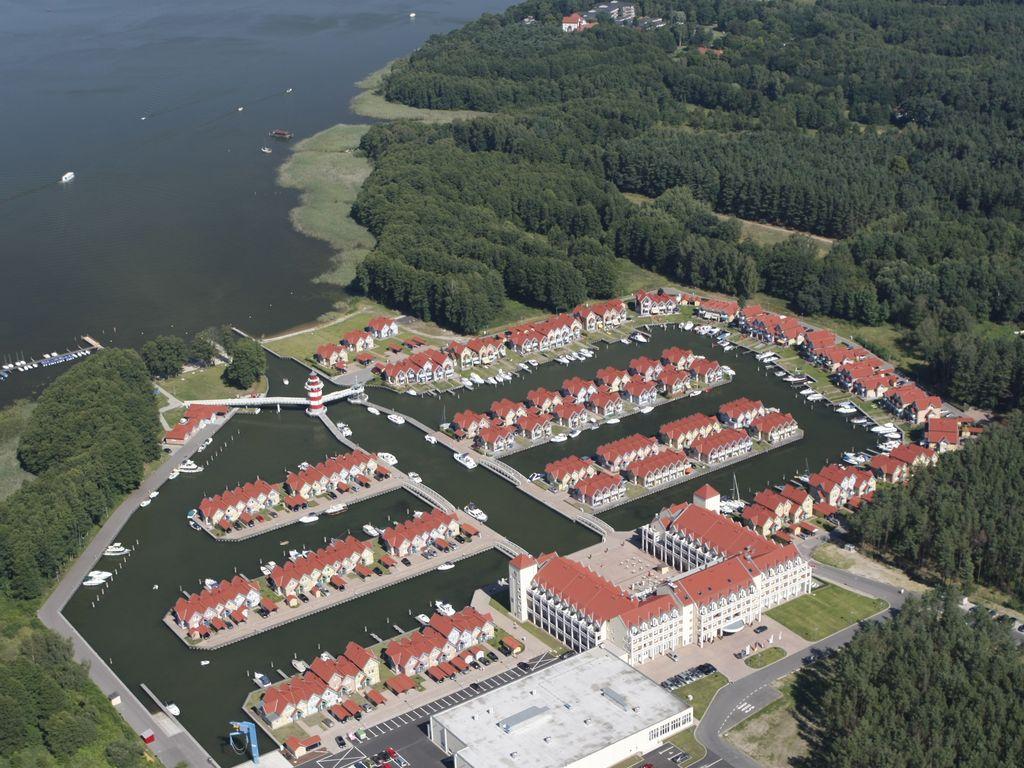 Ferienhaus Hafendorf Rheinsberg 2 (1029635), Rheinsberg, Ruppiner Land, Brandenburg, Deutschland, Bild 8