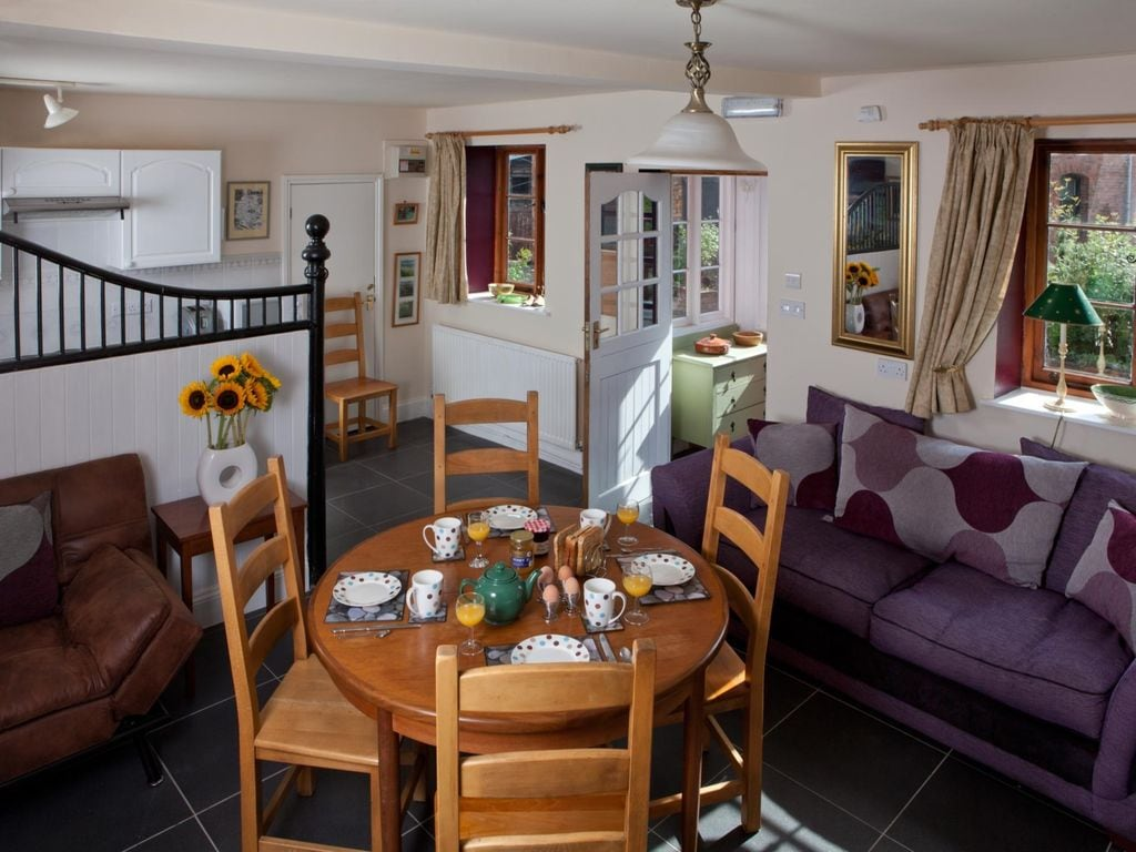 Holiday house Chess Cottage (1483549), Hay-on-Wye, Mid Wales, Wales, United Kingdom, picture 3