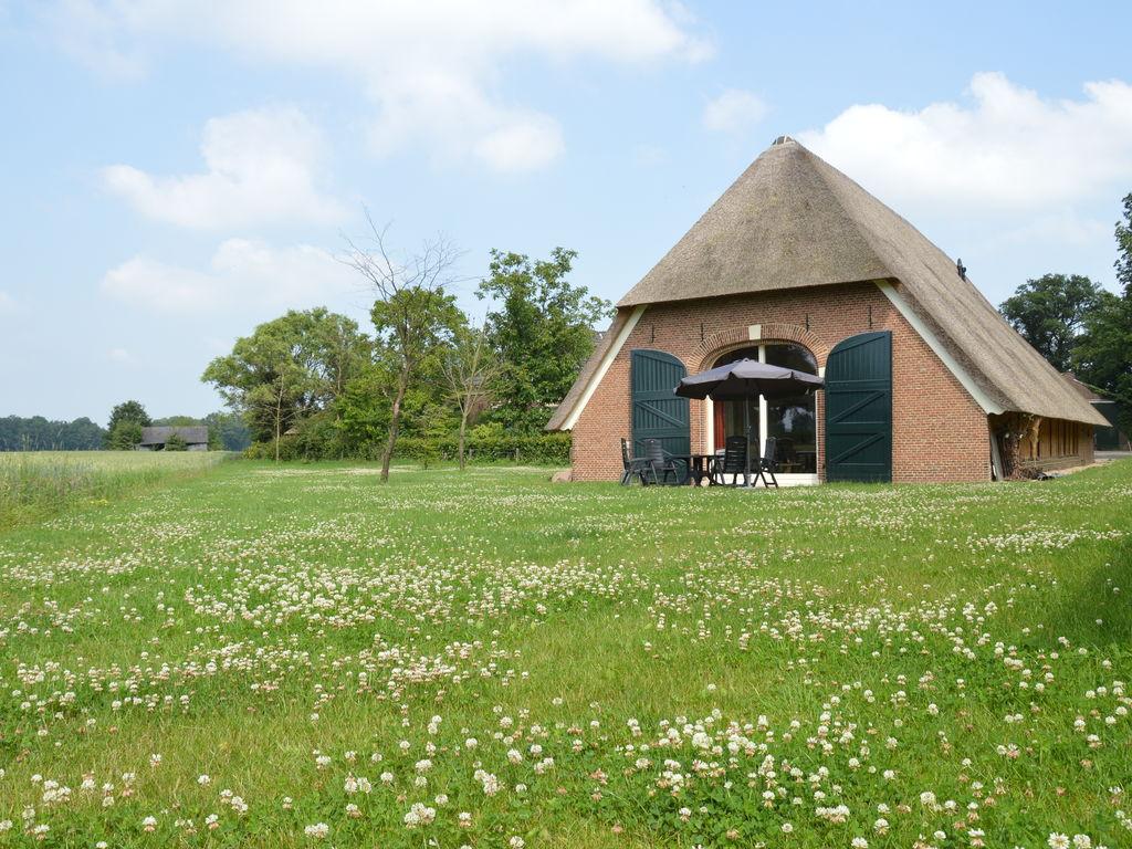 Ferienhaus Exquisites Ferienhaus in Geesteren mit Terrasse (1038717), Kulsdom, Achterhoek, Gelderland, Niederlande, Bild 1