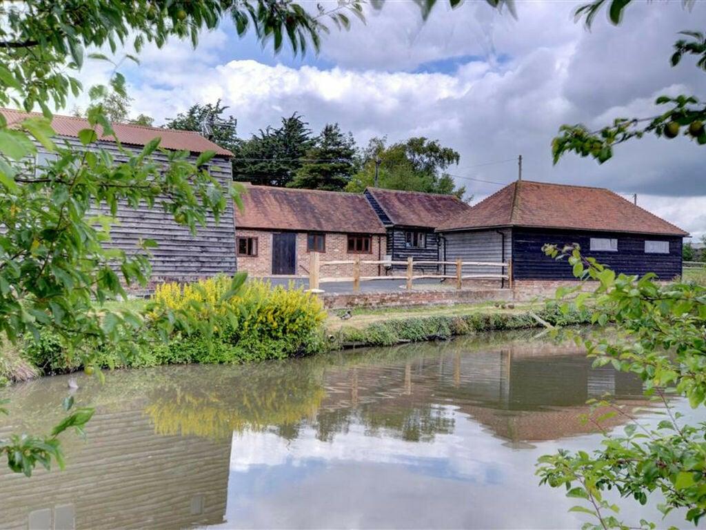 Ferienhaus Rustikales Ferienhaus in Hailsham Kent mit Ententeich (1483525), Bodle Street Green, Sussex - Brighton, England, Grossbritannien, Bild 2