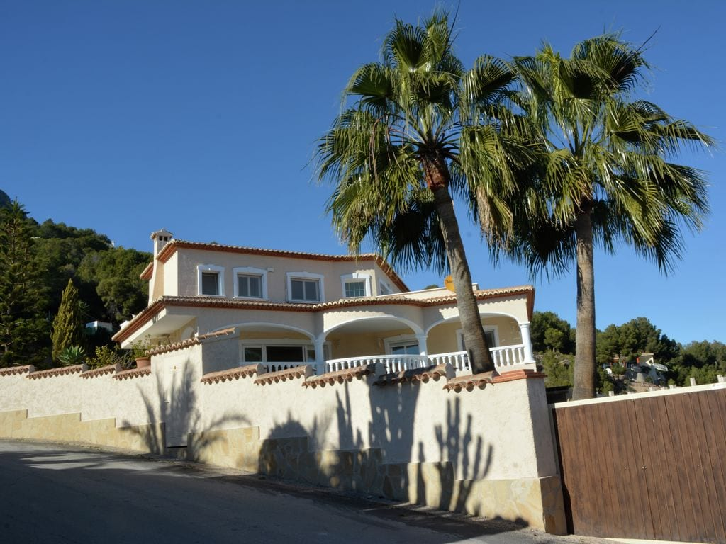 Ferienhaus Villa Oltamar Vista (1510708), Calpe, Costa Blanca, Valencia, Spanien, Bild 2