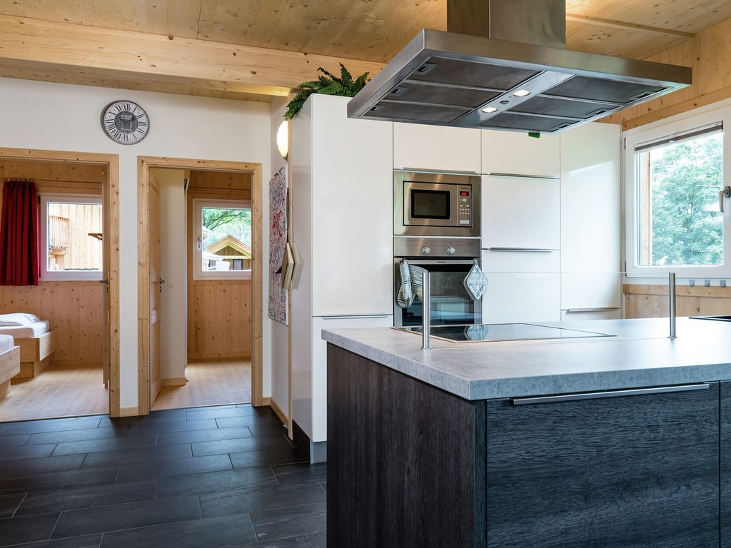 Ferienhaus Modernes Holzchalet in Sankt Georgen ob Murau mit Sauna (1082881), St. Georgen am Kreischberg, Murtal, Steiermark, Österreich, Bild 11