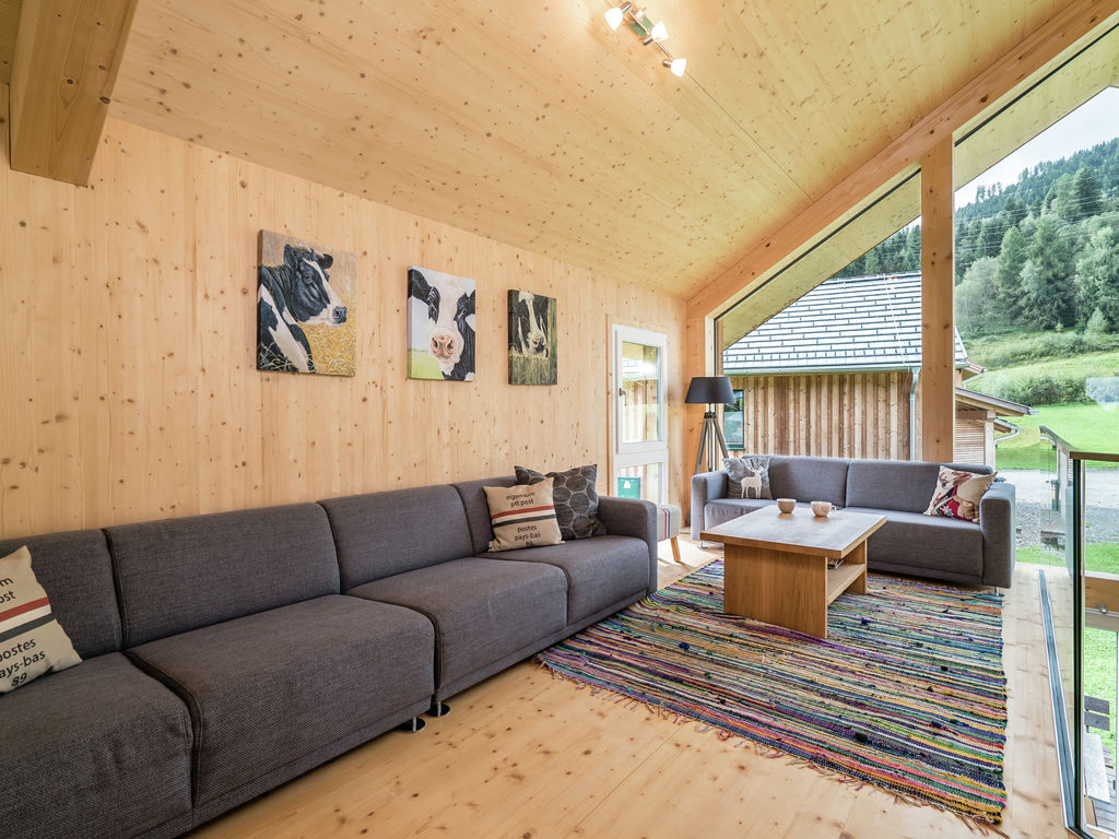 Ferienhaus Modernes Holzchalet in Sankt Georgen ob Murau mit Sauna (1082881), St. Georgen am Kreischberg, Murtal, Steiermark, Österreich, Bild 9