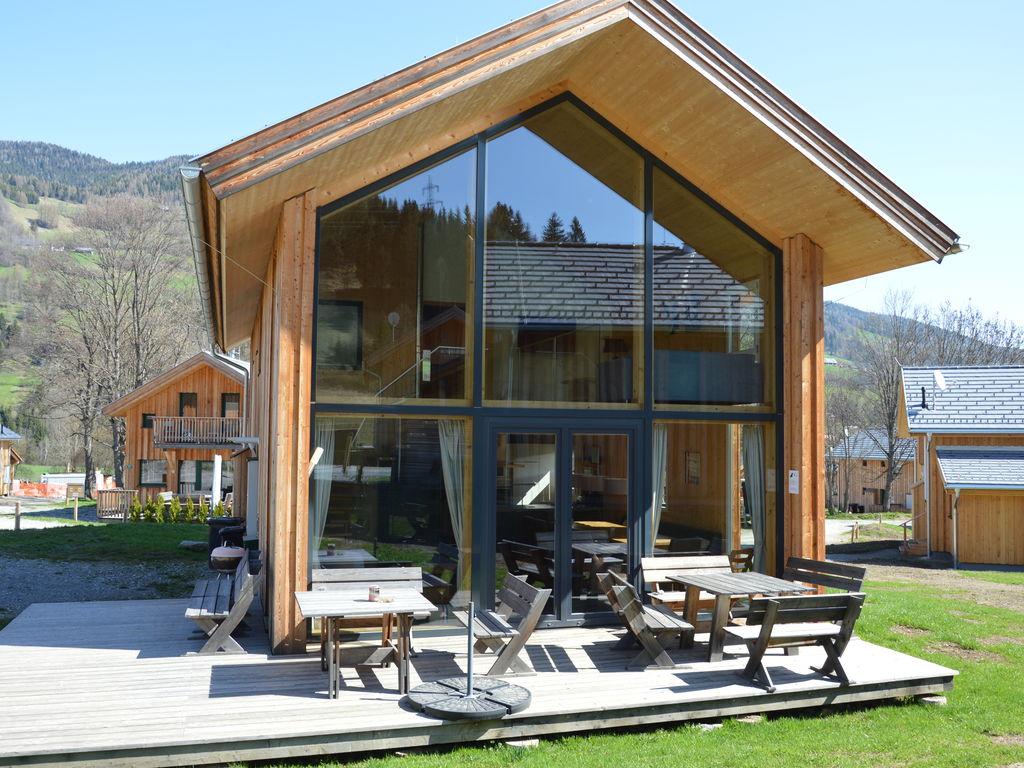 Ferienhaus Modernes Holzchalet in Sankt Georgen ob Murau mit Sauna (1082881), St. Georgen am Kreischberg, Murtal, Steiermark, Österreich, Bild 4