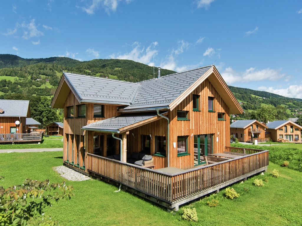 Ferienhaus Wunderschönes Chalet in Sankt Georgen nahe den Skipisten (1083146), St. Georgen am Kreischberg, Murtal, Steiermark, Österreich, Bild 6