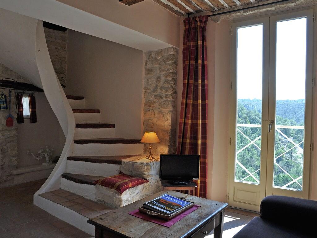 Ferienhaus Gîte Panoramique Bonnieux (1379618), Bonnieux, Vaucluse, Provence - Alpen - Côte d'Azur, Frankreich, Bild 7