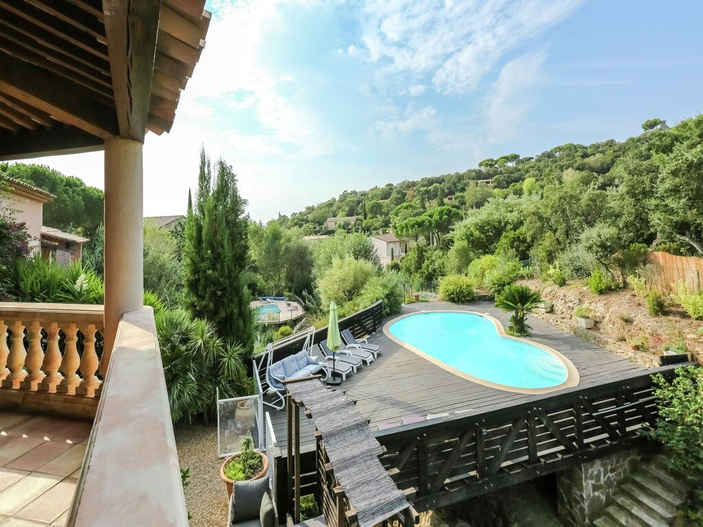 Ferienhaus Luxuriöse Ferienwohnung in Sainte-Maxime mit Whirlpool (1404750), Sainte Maxime, Côte d'Azur, Provence - Alpen - Côte d'Azur, Frankreich, Bild 31