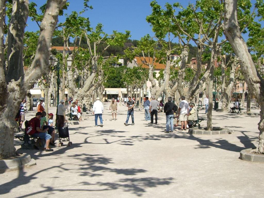 Ferienhaus Luxuriöse Ferienwohnung in Sainte-Maxime mit Whirlpool (1404750), Sainte Maxime, Côte d'Azur, Provence - Alpen - Côte d'Azur, Frankreich, Bild 25