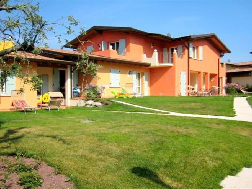 Bilo Soppalco del Ruscello Ferienhaus  Gardasee - Lago di Garda