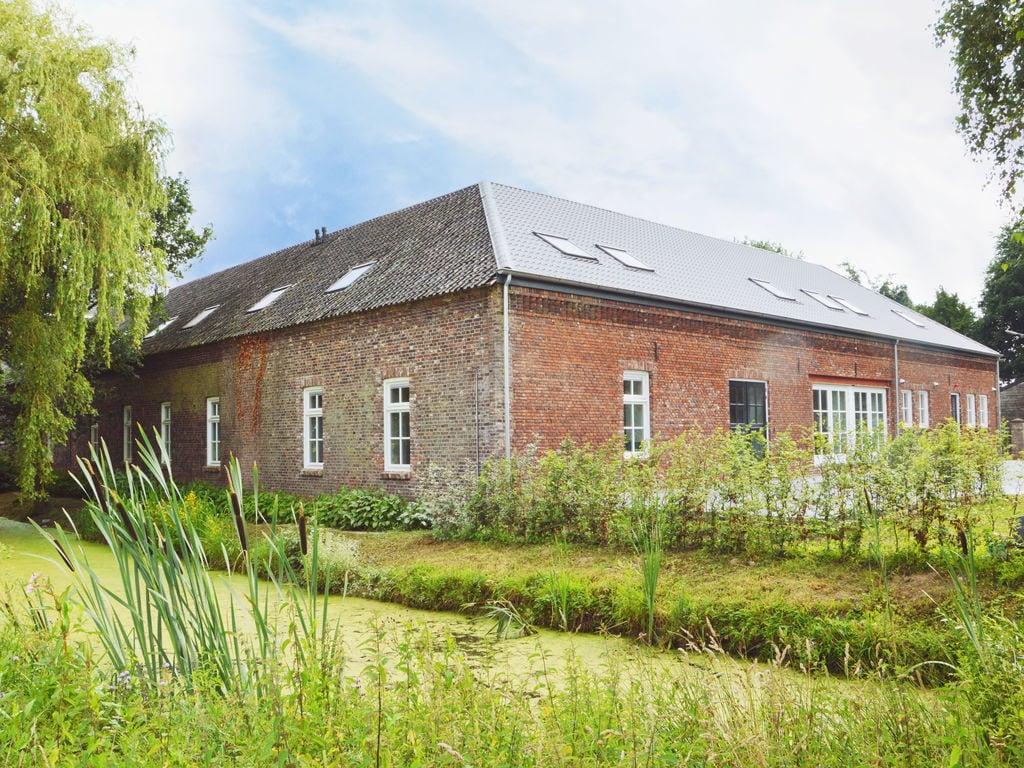 Kasteelboerderij Gunhof Ferienhaus