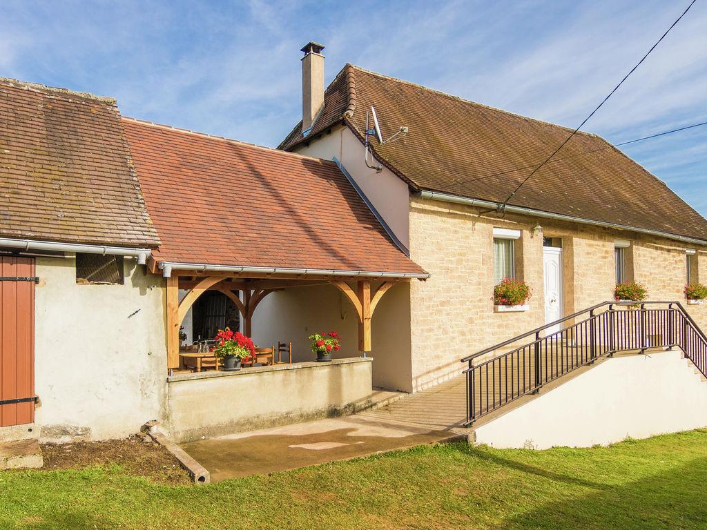 Holiday house Wunderschönes Ferienhaus in Waldnähe in Savignac-Ledrier (335008), Payzac, Dordogne-Périgord, Aquitania, France, picture 3