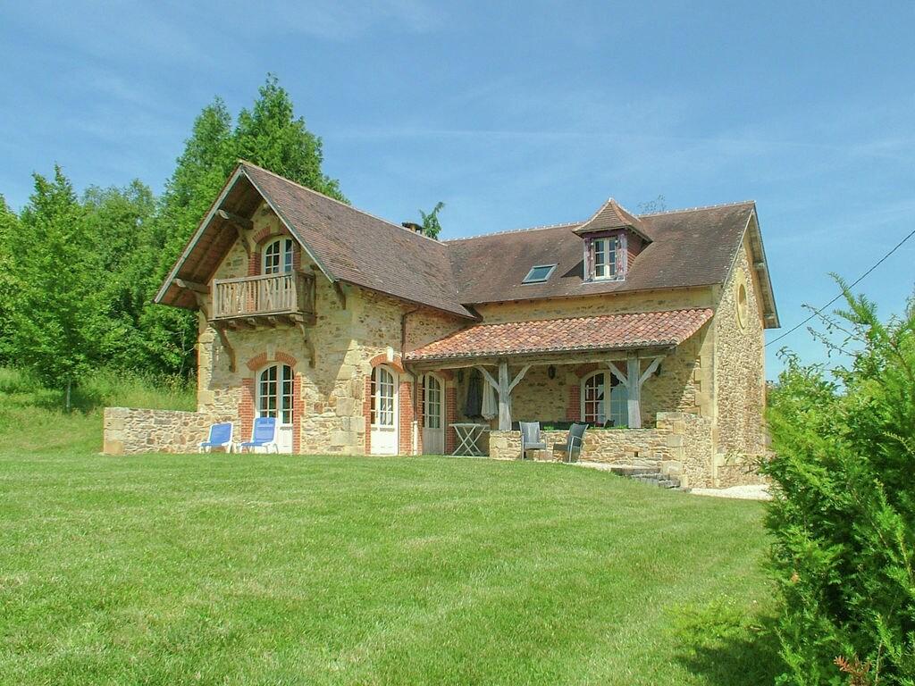 La Guichardie Maison et Grange 36 P Ferienhaus