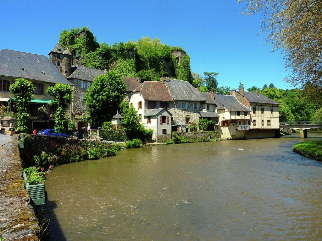 Holiday house Hübsche Ferienwohnung mit Privatgarten in Savignac-Lédrier (363765), Payzac, Dordogne-Périgord, Aquitania, France, picture 32