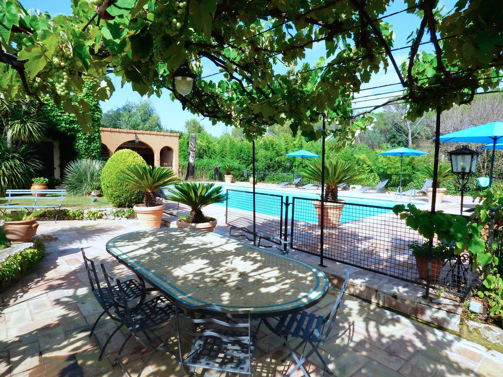 Holiday house Villa Les Parasols (1404894), Fréjus, Côte d'Azur, Provence - Alps - Côte d'Azur, France, picture 23