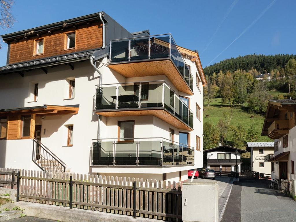 Appartement de vacances Gemütliches Chalet mit Balkon in Zell Am See (1379289), Zell am See (Stadt), Pinzgau, Salzbourg, Autriche, image 2