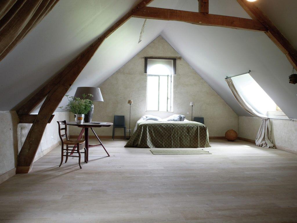 Ferienhaus Freistehendes Ferienhaus in Braize mit Terrasse (1379596), Ainay le Château, Allier, Auvergne, Frankreich, Bild 5
