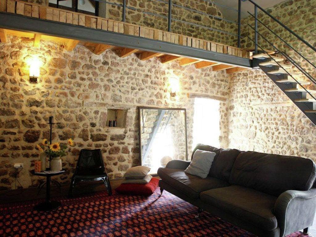 Ferienhaus Freistehendes Ferienhaus in Braize mit Terrasse (1379596), Ainay le Château, Allier, Auvergne, Frankreich, Bild 10