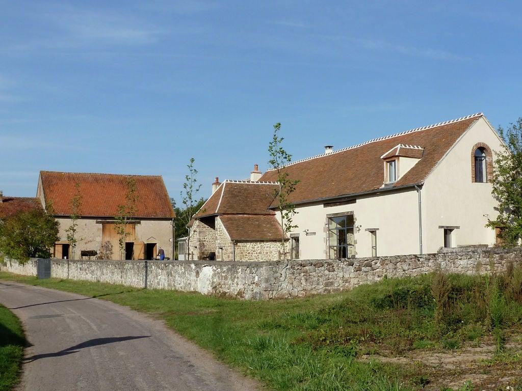 Ferienhaus Freistehendes Ferienhaus in Braize mit Terrasse (1379596), Ainay le Château, Allier, Auvergne, Frankreich, Bild 9