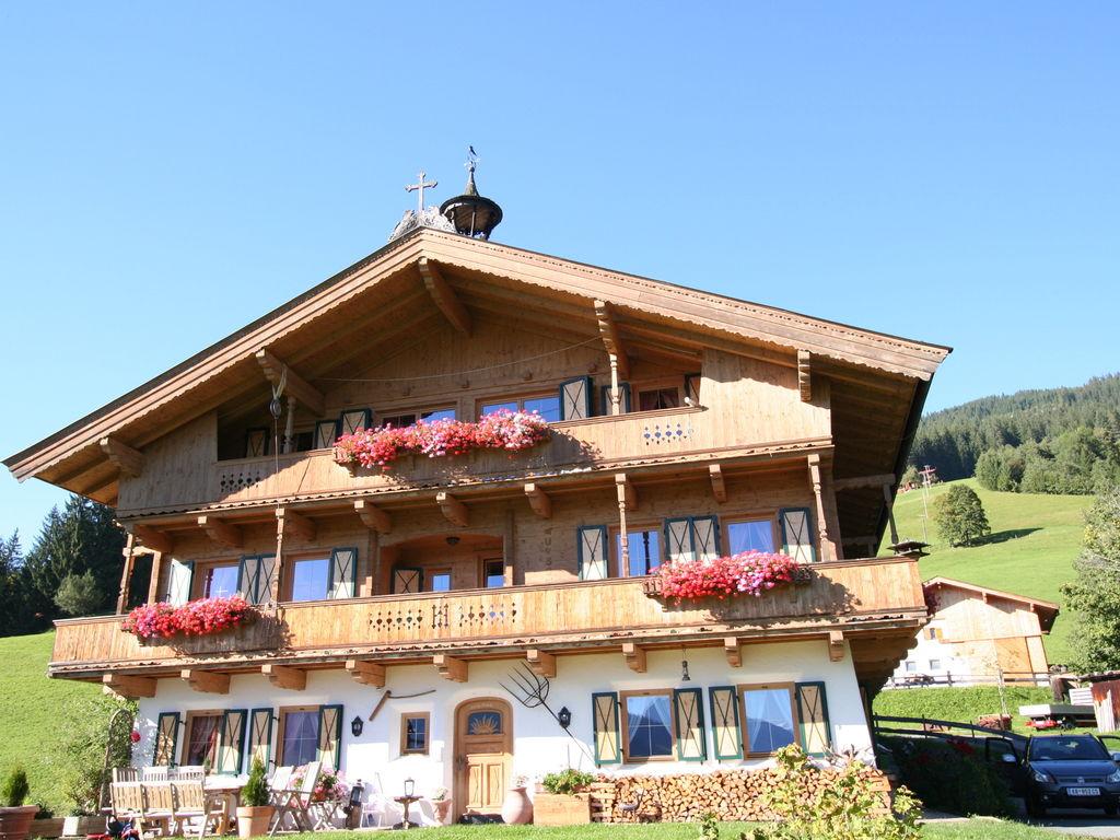 Maison de vacances Schnapplhof (1404921), Kirchberg in Tirol, Kitzbüheler Alpen - Brixental, Tyrol, Autriche, image 7