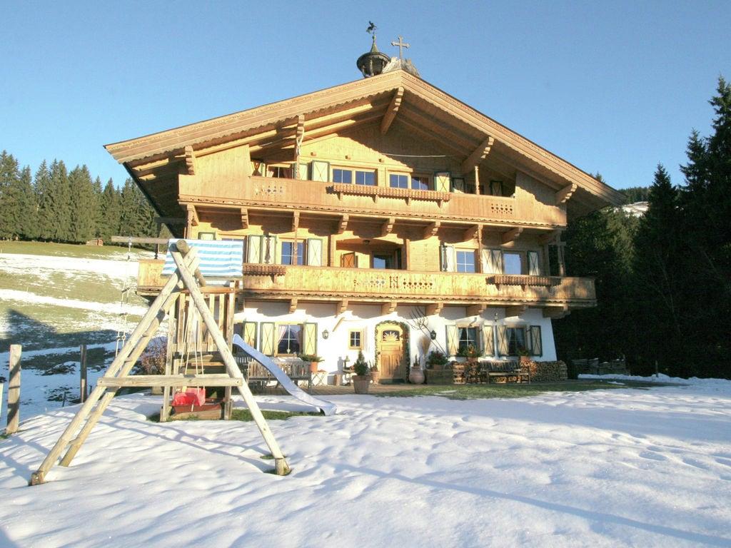 Maison de vacances Schnapplhof (1404921), Kirchberg in Tirol, Kitzbüheler Alpen - Brixental, Tyrol, Autriche, image 8