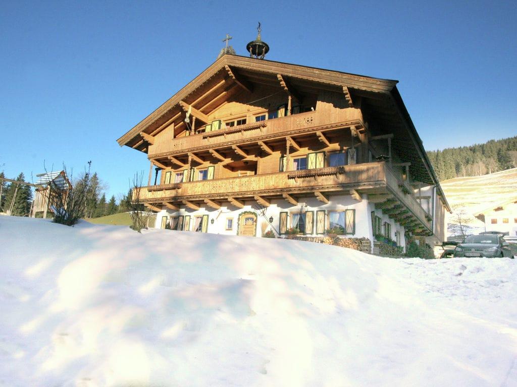 Maison de vacances Schnapplhof (1404921), Kirchberg in Tirol, Kitzbüheler Alpen - Brixental, Tyrol, Autriche, image 9
