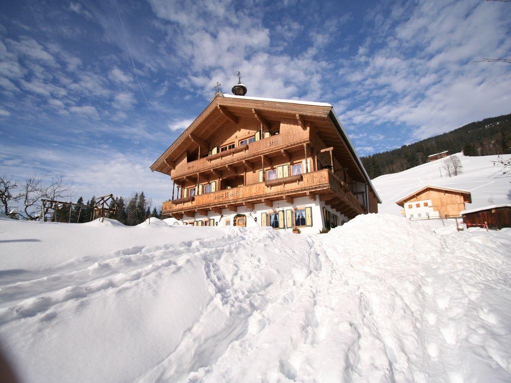 Maison de vacances Schnapplhof (1404921), Kirchberg in Tirol, Kitzbüheler Alpen - Brixental, Tyrol, Autriche, image 11