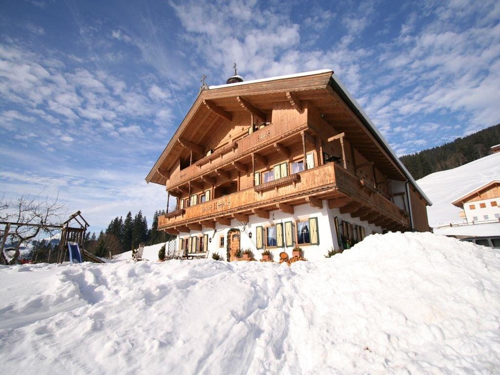 Maison de vacances Schnapplhof (1404921), Kirchberg in Tirol, Kitzbüheler Alpen - Brixental, Tyrol, Autriche, image 14