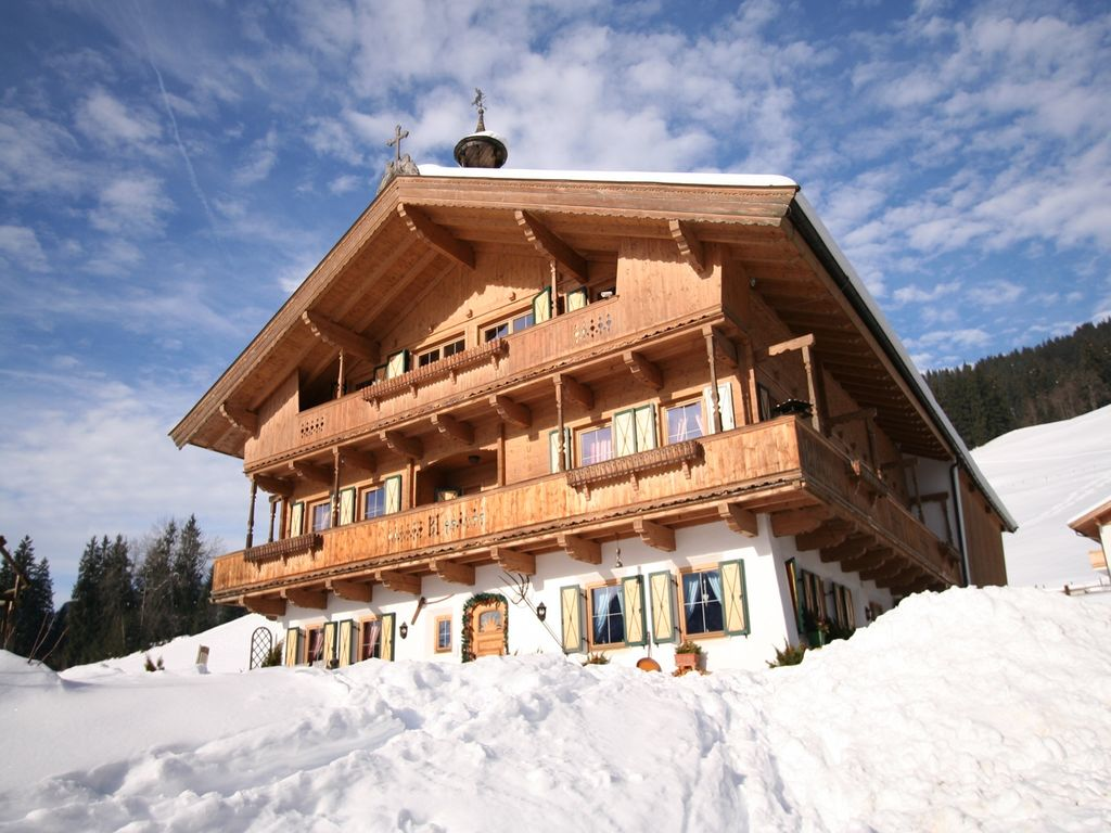 Maison de vacances Schnapplhof (1404921), Kirchberg in Tirol, Kitzbüheler Alpen - Brixental, Tyrol, Autriche, image 12